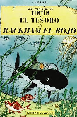 Las aventuras de Tintín (Cartoné (1974-2011)) #12