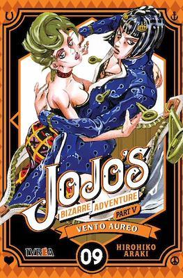JoJo's Bizarre Adventure - Part V: Vento Aureo (Rústica con sobrecubierta) #9
