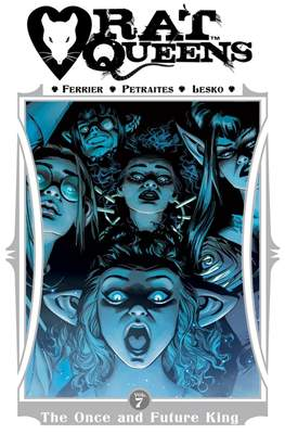 Rat Queens (Softcover) #7