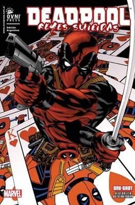 Deadpool Reyes Suicidas