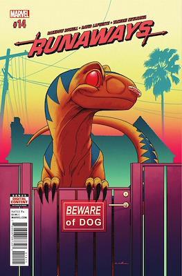 Runaways Vol. 5 (2017- ) (Comic Book) #14