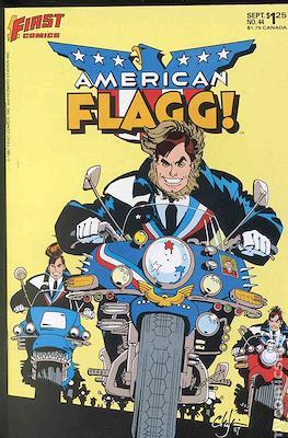 American Flagg! (Comic book) #44