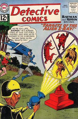 Detective Comics Vol. 1 (1937-2011; 2016-) (Comic Book) #305