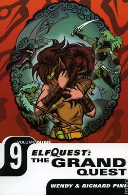 ElfQuest: The Grand Quest (Softcover) #9