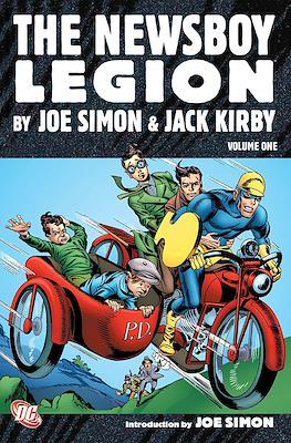 The Newsboy Legion by Joe Simon & Jack Kirby (Hardcover) #1