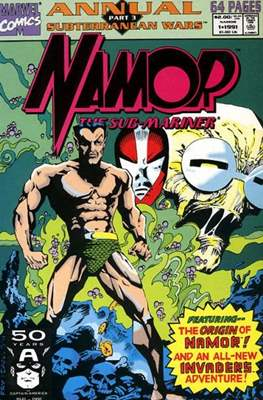 Namor the Sub-Mariner Annual Vol 1
