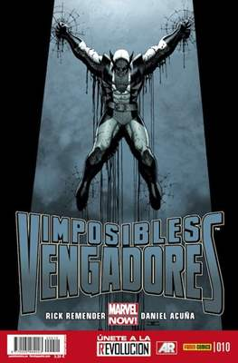 Imposibles Vengadores (2013-2018) (Grapa) #10