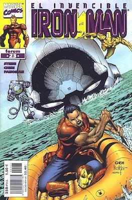 Iron Man Vol. 4 (1998-2000) (Grapa 24 pp) #23