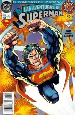 Superman (1993-1996) (Grapa, 48-72 páginas) #20
