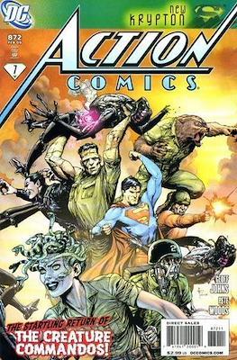 Action Comics Vol. 1 (1938-2011; 2016-) (Comic Book) #872