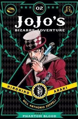 JoJo's Bizarre Adventure: Part 1--Phantom Blood #2