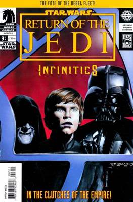 Star Wars - Infinities: Return of the Jedi (Comic Book) #3