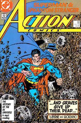 Action Comics Vol. 1 (1938-2011; 2016-) (Comic Book) #585