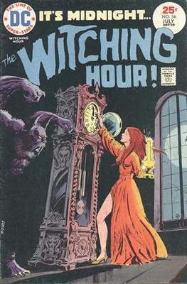The Witching Hour Vol.1 (Comic Book) #56