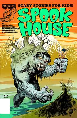 Spook House (Comic-book / Digital) #2
