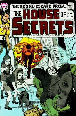 The House of Secrets (Grapa) #84