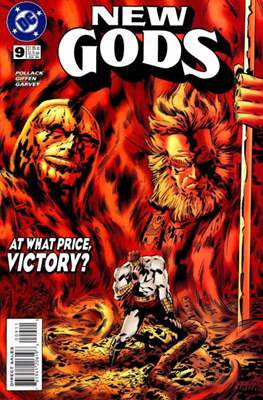 New Gods Vol. 4 #9