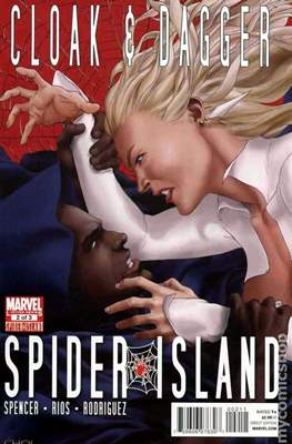 Cloak & Dagger: Spider-Island (Comic Book 32 pp) #2