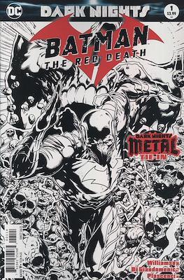 Dark Nights: Batman The Red Death (Variant Cover)
