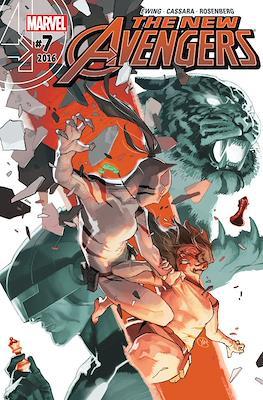 The New Avengers Vol. 4 (2015-2016) (Comic Book) #7
