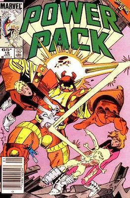 Power Pack (1984-1991; 2017) (Grapa) #18
