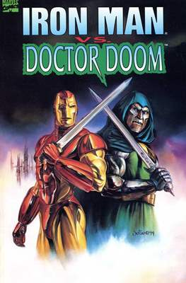 Iron Man vs Doctor Doom