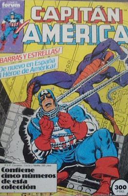 Capitán América Vol. 1 (1985-1992)