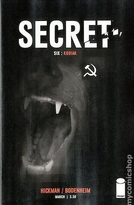 Secret (2012) (Comic books 32 pags) #6