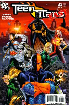 Teen Titans Vol. 3 (2003-2011) (Comic Book) #43