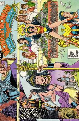 Wonder Woman Vol. 2 (1987-2006) #1