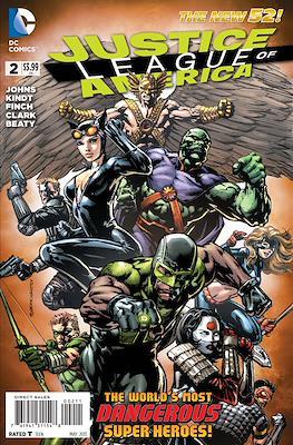 Justice League of America Vol. 3 (2013-2014) (Comic-Book) #2