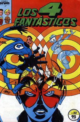 Los 4 Fantásticos Vol. 1 (1983-1994) (Grapa 36-32-24 pp) #22
