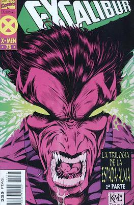 Excalibur Vol. 1 (1989-1995) (Grapa) #78