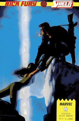 Nick Fury contro SHIELD (Brossurato. 48 pp) #5