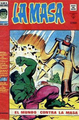 La Masa Vol. 3 (1975-1980) (Rústica 40-48 pp) #19