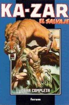 Ka-Zar El salvaje