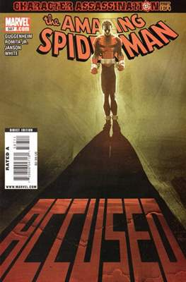 The Amazing Spider-Man Vol. 2 (1999-2014) (Comic-Book) #587
