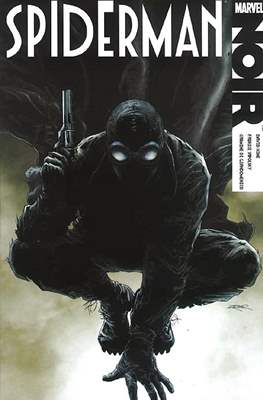 Spiderman. Marvel Noir