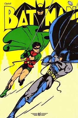 Batman: Las cien primeras historietas. (Rústica. Color.) #15