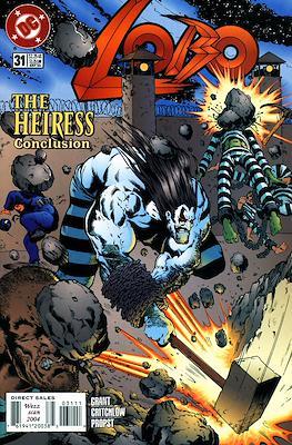 Lobo Vol. 2 (1993 - 1999 Grapa) #31