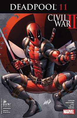 Deadpool Vol. 2 (Rústica) #11