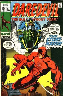 Daredevil Vol. 1 (1964-1998) (Comic Book) #64