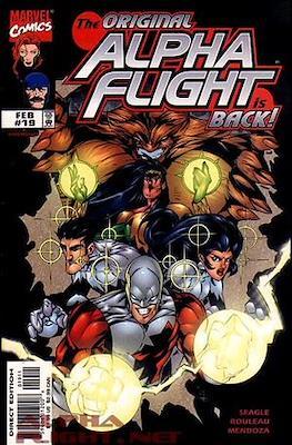 Alpha Flight Vol. 2 (1997-1999) (Comic Book) #19