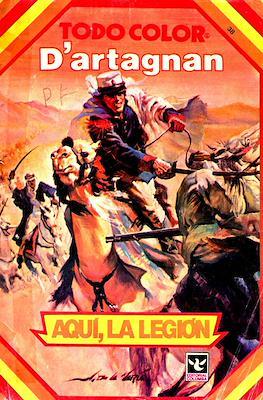 D'artagnan Todo Color (Rústica) #38