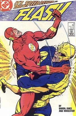 The Flash Vol. 2 (1987-2006) (Comic Book) #6