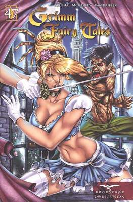 Grimm Fairy Tales (Comic Book) #47