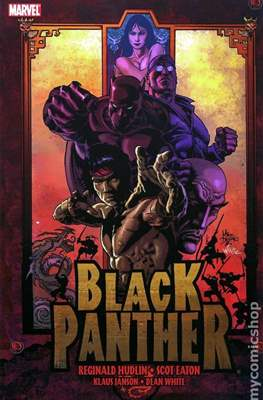Black Panther (Vol. 4 2005-2008) (Softcover) #2