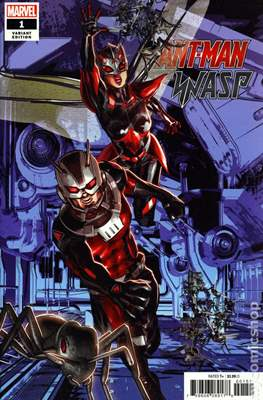 Ant-Man and The Wasp (Variant Covers) (Comic Book) #1.1