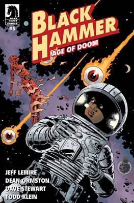 Black Hammer: Age of Doom (Comic Book) #5