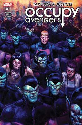Occupy Avengers (2016-2017) (Comic-book) #7